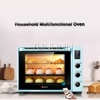 Wifi Control Electric Oven Household Multifunctional Full Automatic Backing Machine Mini Smarting Electric Oven CY40