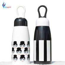 Outdoor Portable Vacuum Flask Thermos Cup Keep Warm Thermal Insulation Cup Stainless Steel Thermal Mug Garrafa Termica