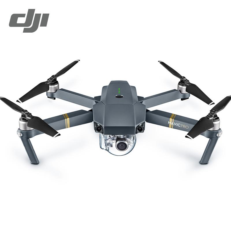 Prix pour Dji mavic pro & fly plus combo quadcopter 4 k hd caméra 3 Axes Cardan 7 KM Enregistrement Télécommande 12 Canaux Caméra Drones