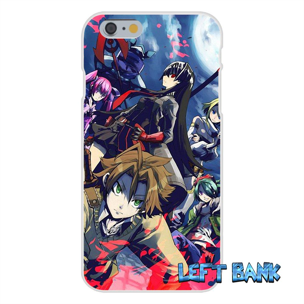 Half-wrapped Case Careful Maiyaca Akame Ga Kill Anime Novelty Fundas For Iphone 5c 5s 6s 7 8 Plus X Xr Xs Max Black Soft Shell Phone Case Rubber Silicone Grade Products According To Quality Cellphones & Telecommunications