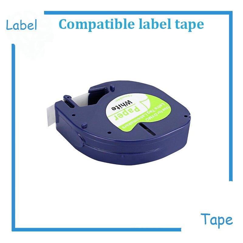 30 PK compatível DYMO LetraTag LT 91200