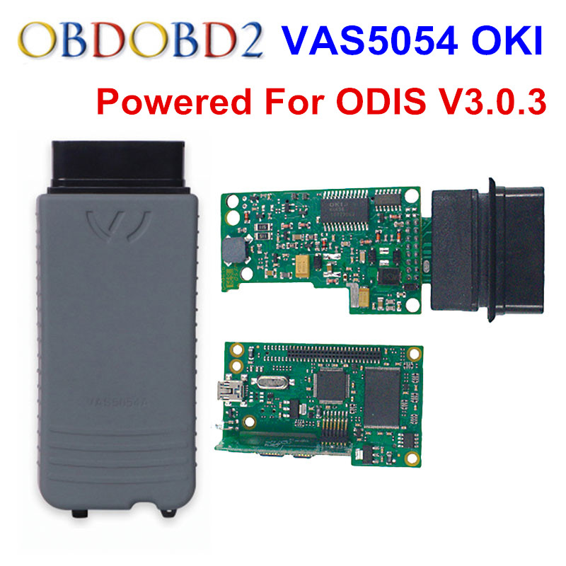 OKI Full Chip VAS 5054A VAS5054A Powered For ODIS V3 0 3 With UDS Protocol VAS5054