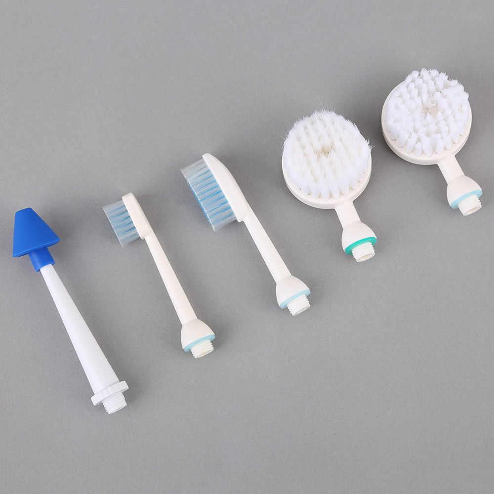 Profesional Keluarga Sikat Gigi Air Cuci Set SPA Oral Irrigator Oral Irrigator Jet Hidung Cleaner Wajah Instrumen Pembersihan