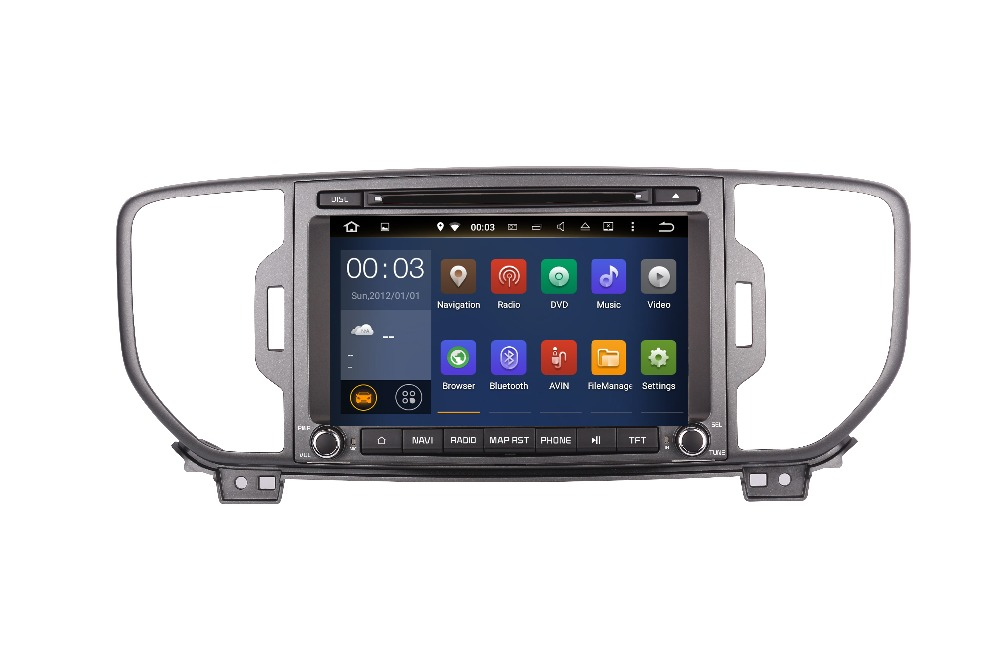 2018 4G LTE 8inch Android 8.0! 32G 1024*600 octa core car multimedia DVD player Radio GPS For KIA SPORTAGE 2016 2017 2018- WIFI2018 4G LTE 8inch Android 8.0! 32G 1024*600 octa core car multimedia DVD player Radio GPS For KIA SPORTAGE 2016 2017 2018- WIFI