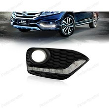 car accessory For H/onda C/rosstour 2014-2015 daytime running lights Car styling