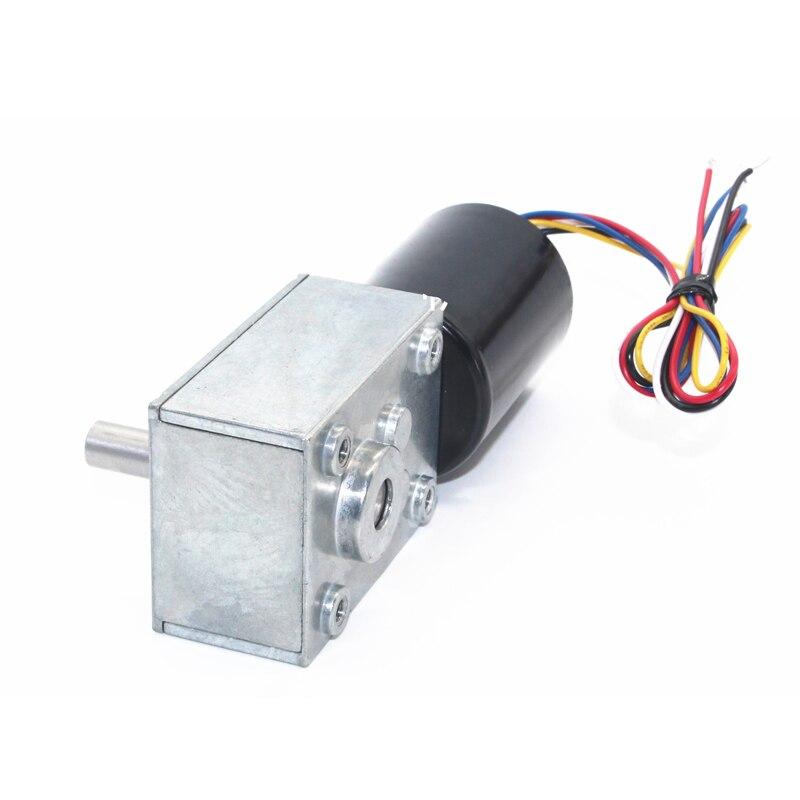 5840 DC brushless worm gear motor self locking brake signal feedback 12V 24V brushless motor in DC Motor from Home Improvement