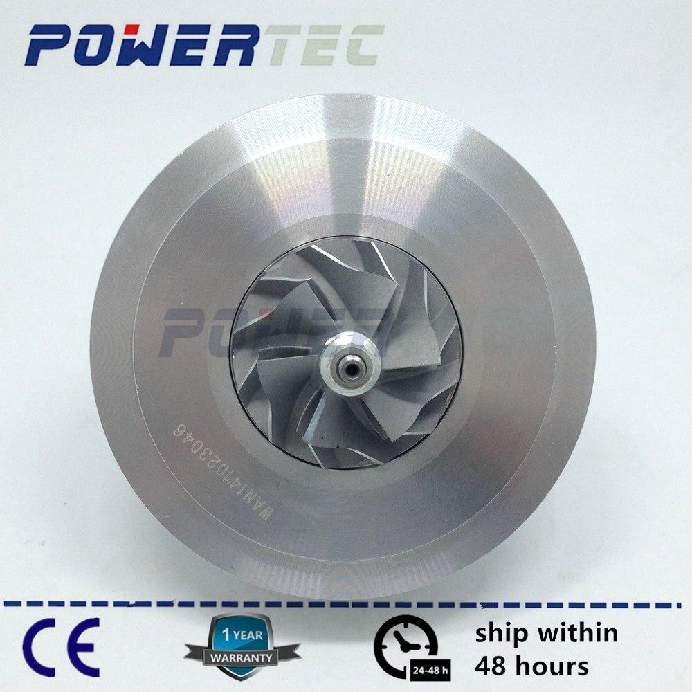 Turbine cartridge CHRA core GT1549P turbo charger kit For Lancia Phedra / Zeta 2.2HDI DW12TED4S 130HP 2001- 707240-5002S 707240