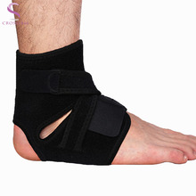 Breathable Ankle Brace Supports High elastic bandage compression sports protector basketball soccer ankle support brace guard