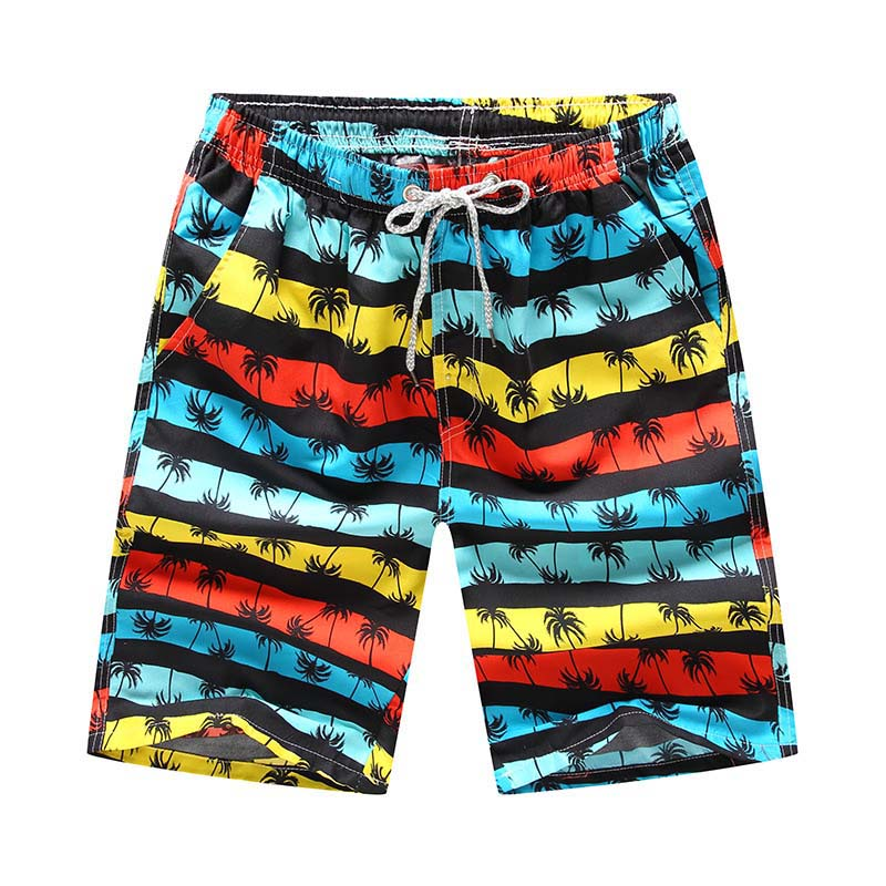 New Hot Mens Quick Dry   Shorts   Summer Men's   Board     Shorts   Swimsuit Man Surfing Bermuda   Short   Beach Wear Badeshorts
