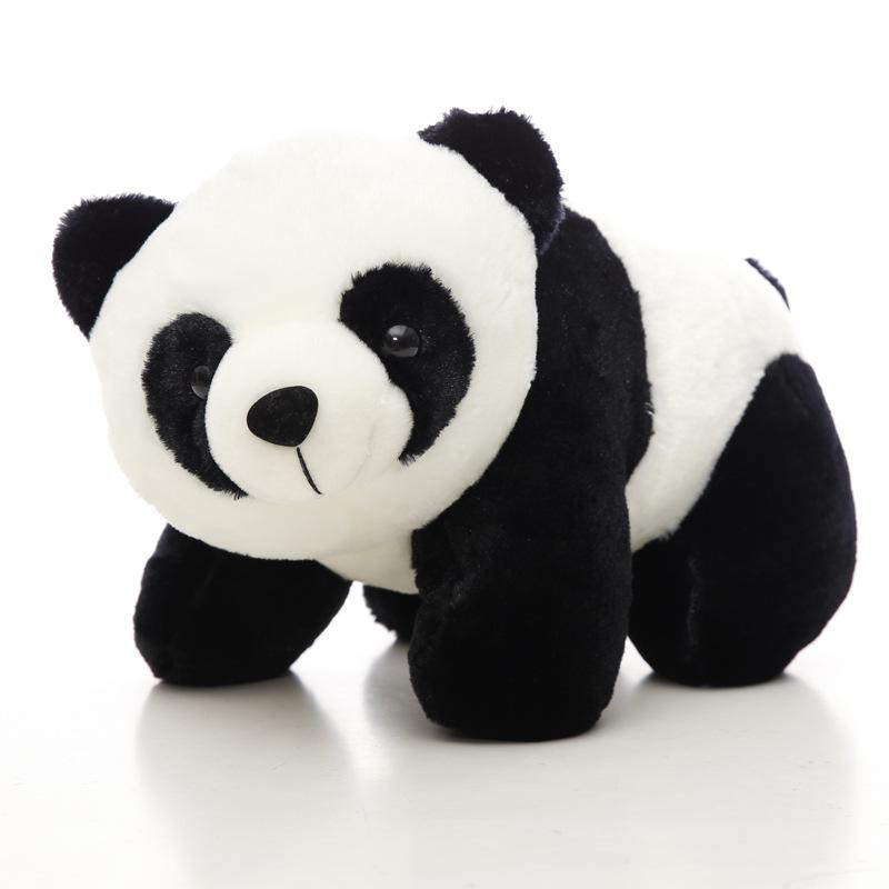 Lovely Tummy Panda Plush Toy 20 Cm Plush Dolls For Children High Quality Soft  Cotton Baby Brinquedos Animals For Gift