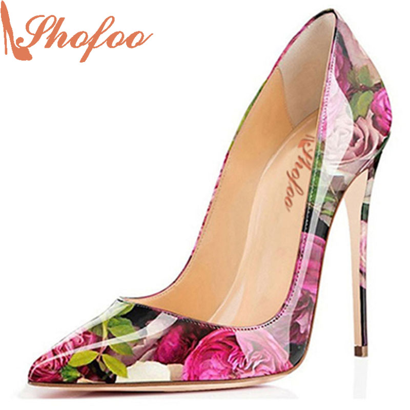 Romyed Bridals Wedding Shoes Kim Kardashian Pumps Superstar Shoes Top Quality Flowers Evening Christian Shoes Size 4-16 Shofoo romyed bridals wedding shoes kim kardashian pumps superstar shoes top quality flowers evening christian shoes size 4 16 shofoo