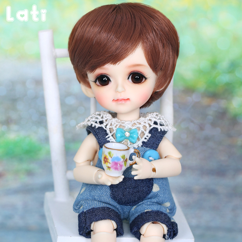 Lati Yellow Byurl BJD Dolls 1/8 High Quality Cute Girl Toys Best Xmas Gift Luts Linachouchou Children Friends Surprise GiftLati Yellow Byurl BJD Dolls 1/8 High Quality Cute Girl Toys Best Xmas Gift Luts Linachouchou Children Friends Surprise Gift