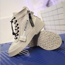 Fashion Star Women Shoes Casual Lace Up Flat Pink 2018 New Sneakers Round Toe Female