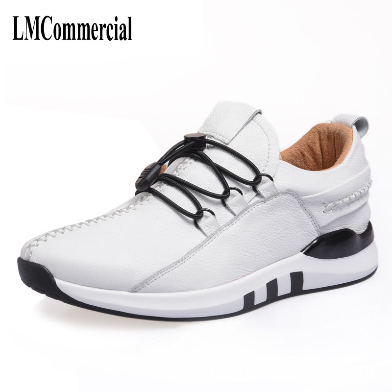 Spring and summer leather shoes soled breathable sneaker shoes leisure men casual shoes ,handmade fashion the spring and summer men casual shoes men leather lace shoes soled breathable sneaker lightweight british black shoes men