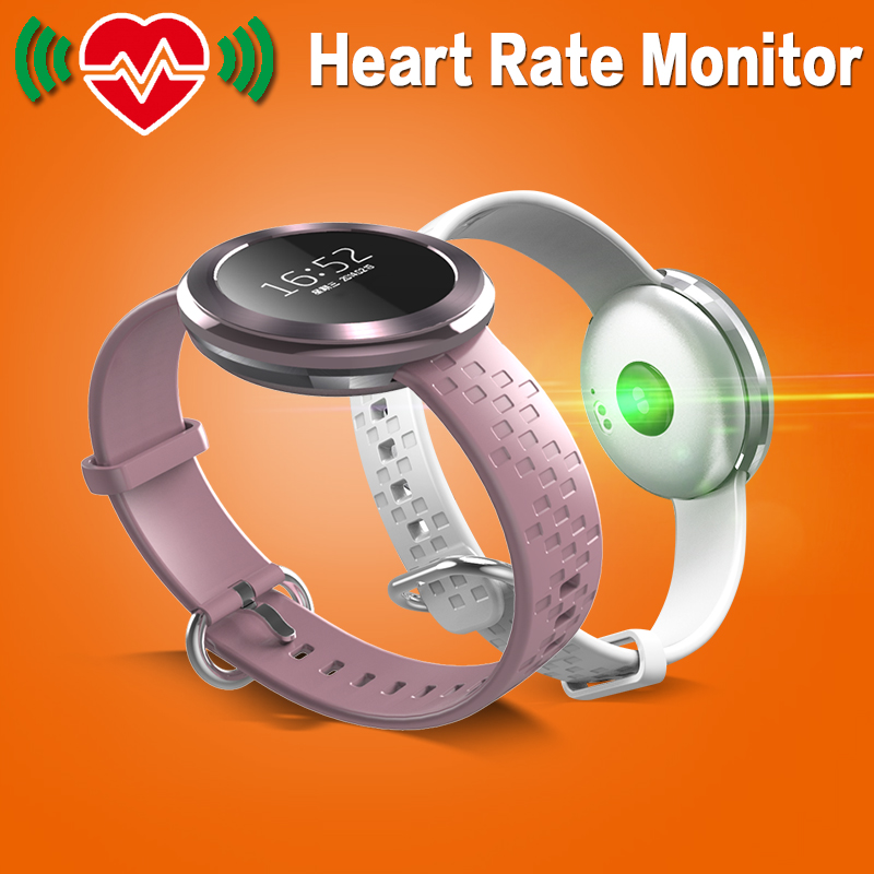 4 Colors Women Bluetooth Smart Watch font b Smartwatch b font WristWatch Heart Rate Monitor Smart