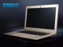 GMOLO бренд России бесплатная доставка 14 «ultrabook ноутбука, 4 ГБ 160 ГБ и смешанный SSD слот, J1900 ноутбука HDMI wi-fi камера