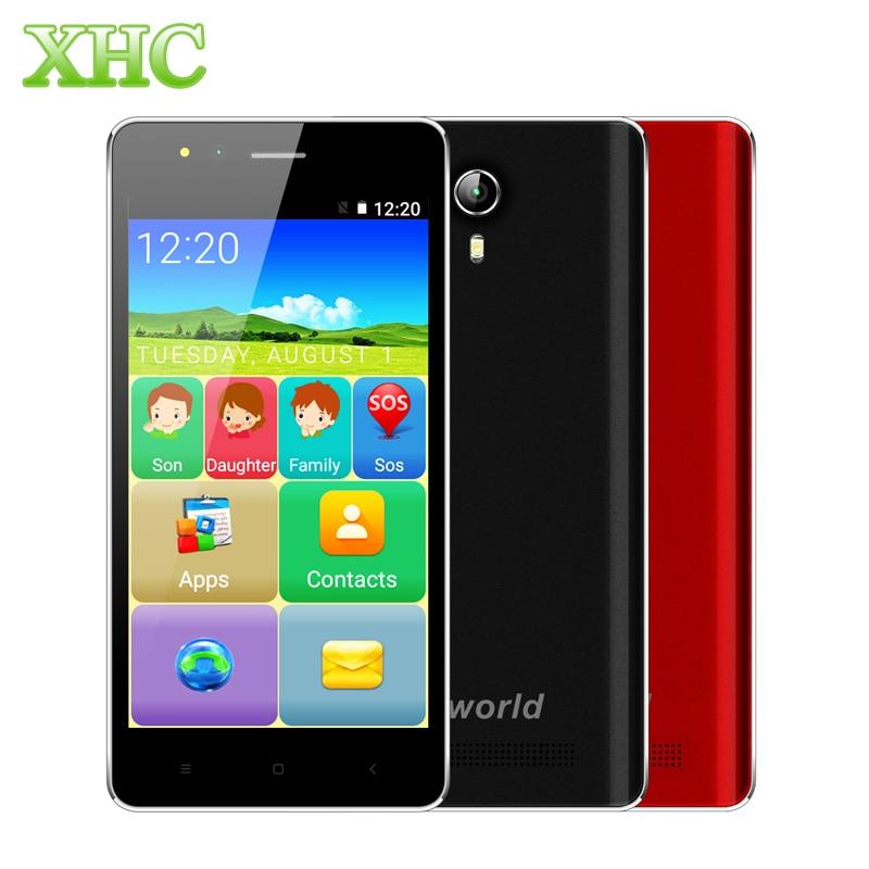 VKworld F1 elder Smartphone 4 5 RAM 1GB ROM 8GB Android 5 1 3G WCDMA Dual