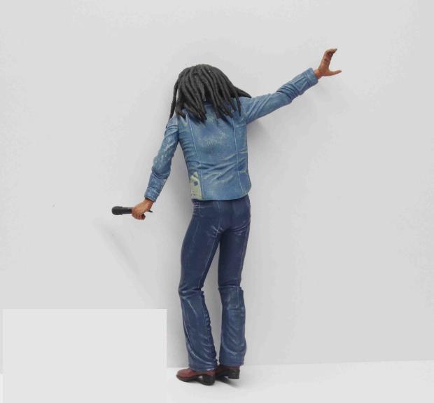 NEW hot 17cm Bob Marley LENDAS do ROCK reggae action figure toys collection
