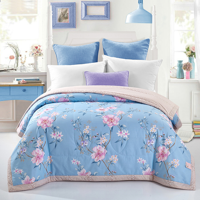 Papamima Quilting Comforter Summer Quilt Twin Queen Size Blankets