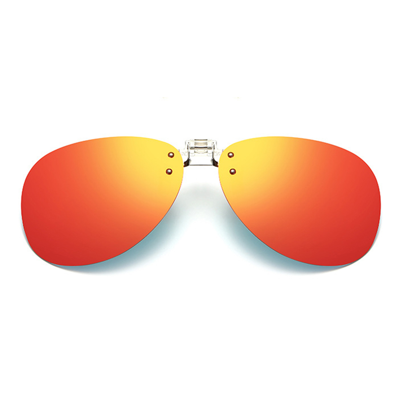 Clip de aviación de moda en gafas de sol polarizadas Hombres - Accesorios para la ropa - foto 4