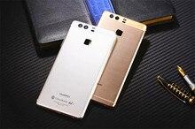 Huawei P9 официальный оригинальный металлический Батарея Корпус чехол для Huawei Ascend P9 задняя крышка Запасные части