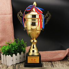 custom trophy hot sale Football trophy wholesale dance gold trophy cheap custom sports medal trophies add logo tortuous star shaped metal trophy customized logo or words to crystal base video music awards grammy trophy for award ceremony