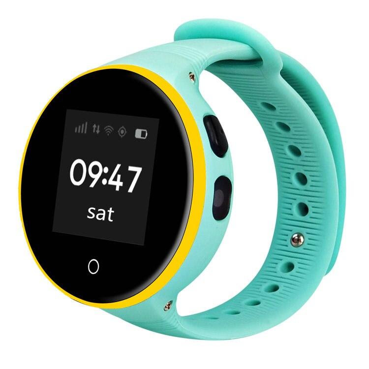 D'origine ZGPAX S668A GPS Enfants Montre Smart Watch pour Enfants Écran Tactile le Chat En temps Réel Global de Suivi SOS Appel Plus Clair Plus Fort voix