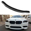 M5 F10 Car-Styling Carbon Fiber Body Kit Front Bumper Lip for BMW F10 M5 RKP Style 2011-2013