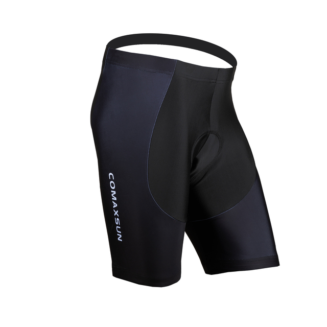 COMAXSUN Men's Cycling Shorts 3D Padded Bike/Bicycle Outdoor Sports Tight S-3XL 3 Color