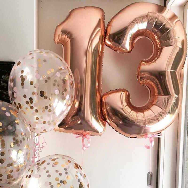 Random Color Mixed 10 U0026quot  12 U0026quot  Pearl Latex Balloons Birthday