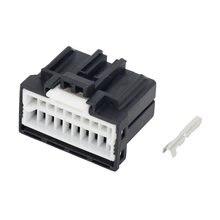 Черный Автомобильный Штекерный кабель 175967 2 соединитель проводки