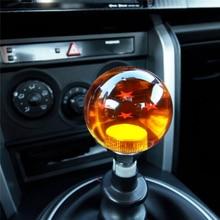 Автомобиль звезда Dragon Ball Z ручная коробка передач ручка переключения передач наклейка на голову