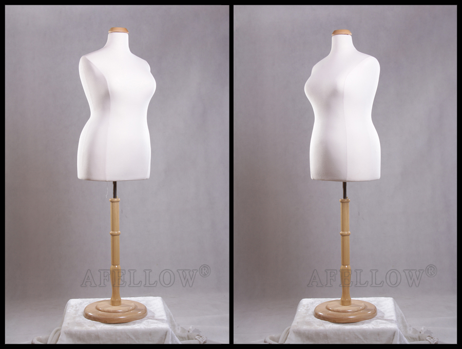 Dress Form Adjustable Plus Size Keninamas