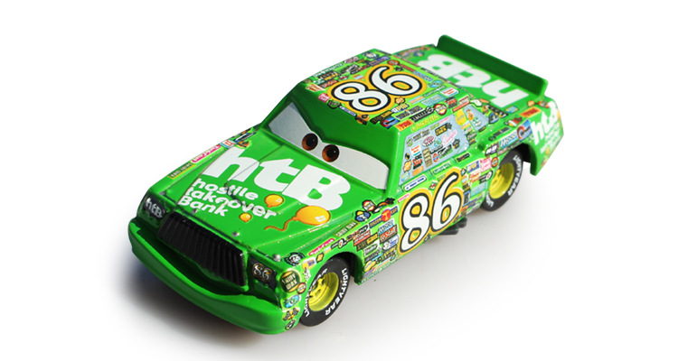 Pixar Cars2 Diecast Metal 1:55 Toys NO.86 kids gifts brinquedo truck toy cars pixar mack truck toys for children carros pixar pixar cars holly shiftwell metal diecast toy car 1 55 carros pixar cars 2 pixar metal original brio toys for children collection