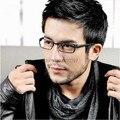 Я - яркий мужчины бизнес-формальная титанового сплава близорукость очки кадр супер-светильник TR90 очки линзами оправы