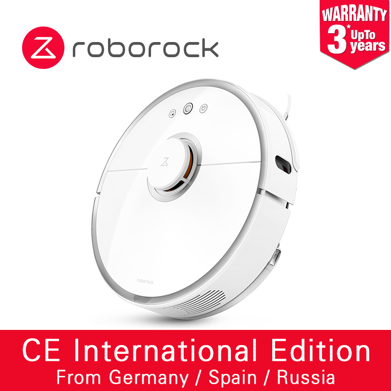 New 2018 Original CE Roborock S50 Robot Vacuum Cleaner for Home 2 Smart  Planned washing Cleaning