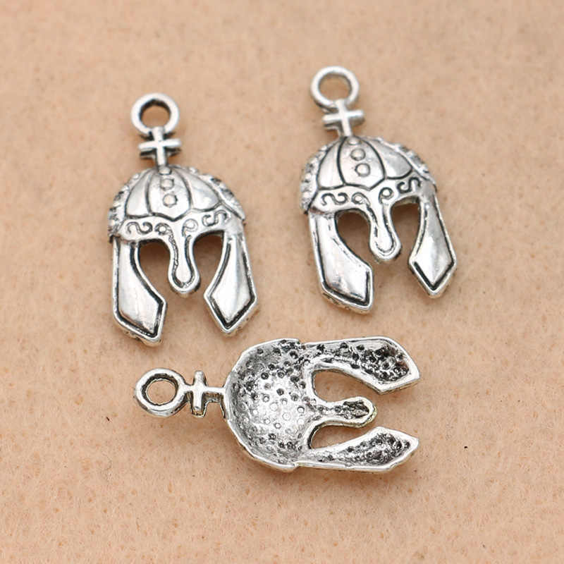 30pcs 12mm antiqued silver Elephant Charm Pendant Findings Craft Jewelry Making