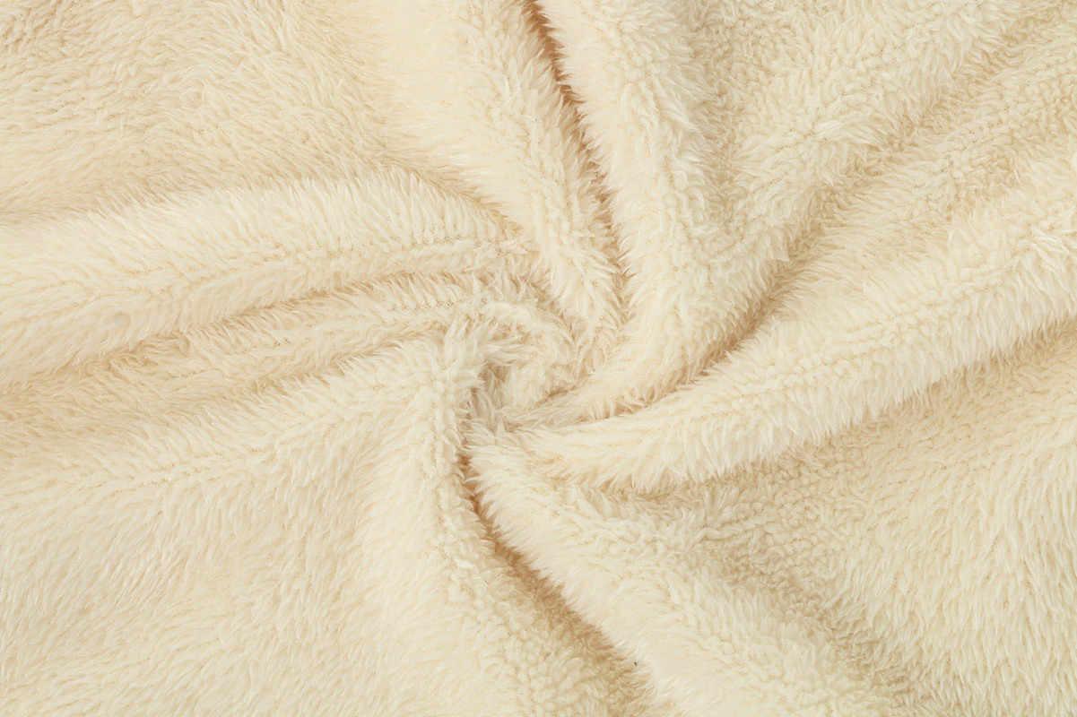 e643a80b9 ... Fashion Autumn Winter Fluffy Set Women Long Sleeve Fleece Crop Top  Pencil Skirt Warm Pullover Bodycon
