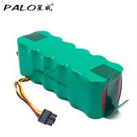 14 4V 3500mAh NI MH X500 Battery Pack For KK8 Ecovacs Deebot Dibea X500 CR120 X580