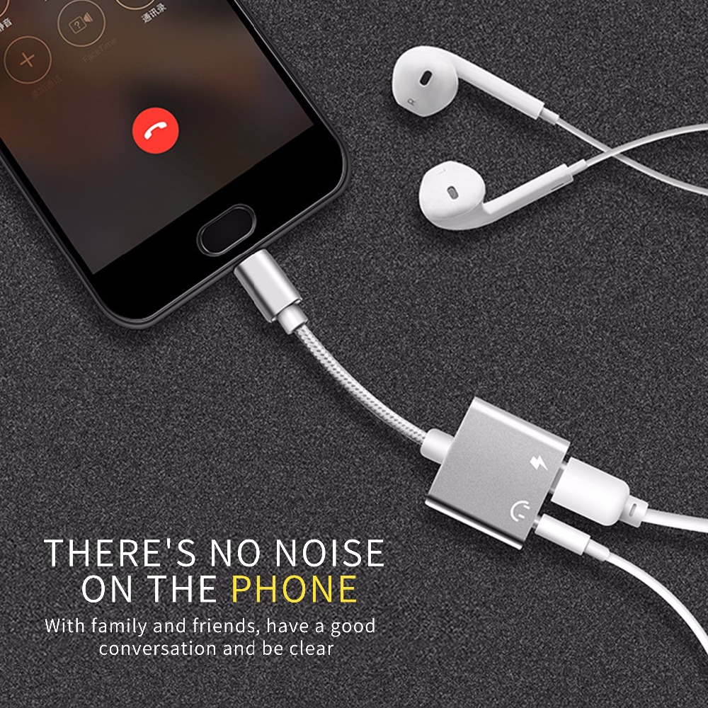 Type-C To 3.5mm Audio Jack Adapter USB C to Headphone Charging Audio Converter Cable For Huawei mate10 P20 Xiaomi M6 6X