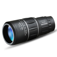 Viajante 10x40 Monocular portátil de Alta Definição de Visão Noturna telescópio infravermelho Não-2017new frete grátis