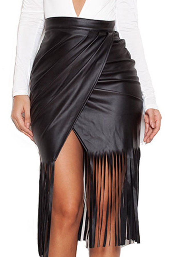 Popular Leather Skirt Tassels-Buy Cheap Leather Skirt Tassels lots ...