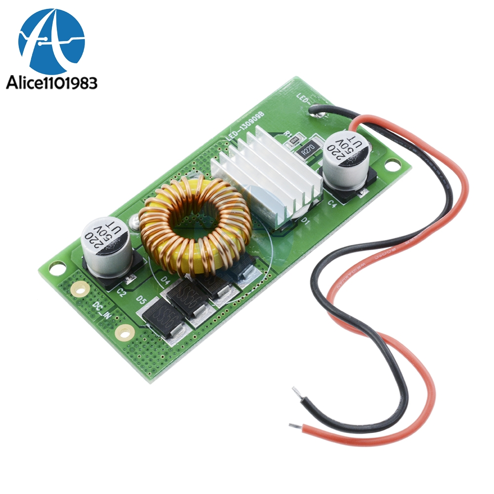 Constant Current Led Driver Using Lm3410 Components For Schematic