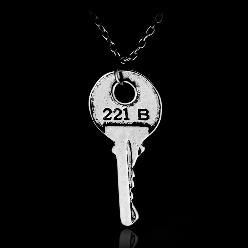 Sherlock Holmes Room 221B Cufflinks