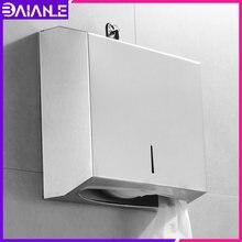 Настенный держатель для туалетной бумаги из нержавеющей стали
