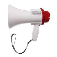 YS-8S портативный ручной громкоговоритель мегафон ремешок ручка громкоговоритель Запись Воспроизведение рупорный гид динамик s Громкая громкость с сиреной
