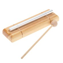Music-S  Energy Chime Single Tone with Mallet Exquisite Kid Children Musical Toy Percussion Instrument