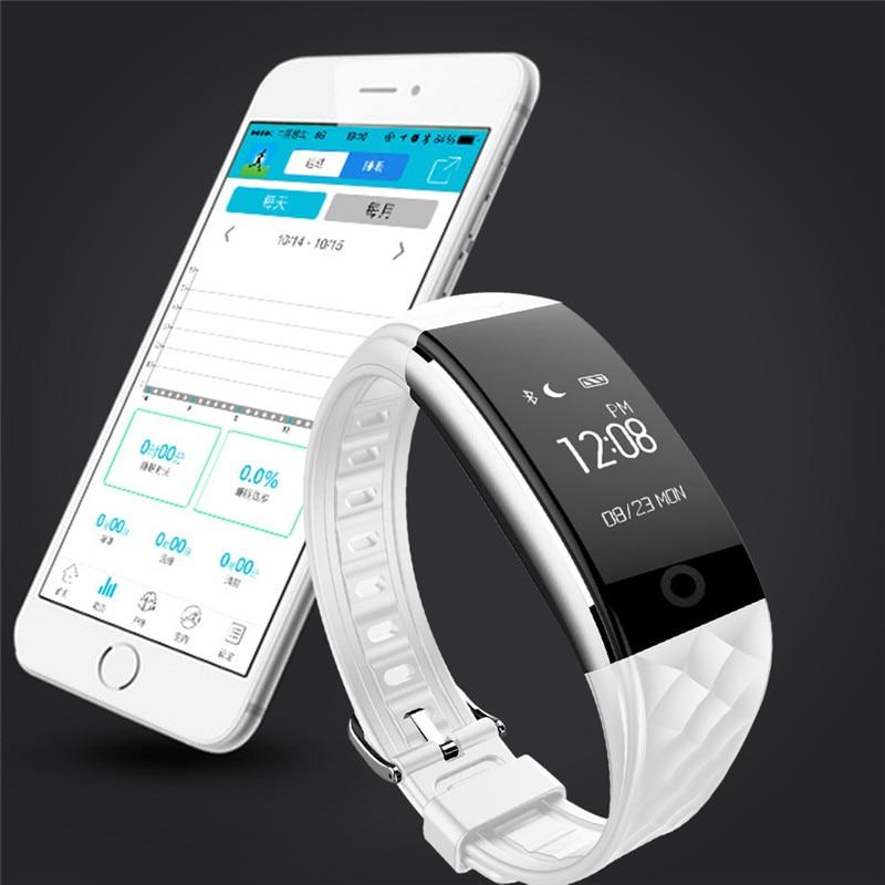 Smart Watch Naiste Meeste Fitness Smart Käevõru Band GPS Bluetooth - Meeste käekellad - Foto 5