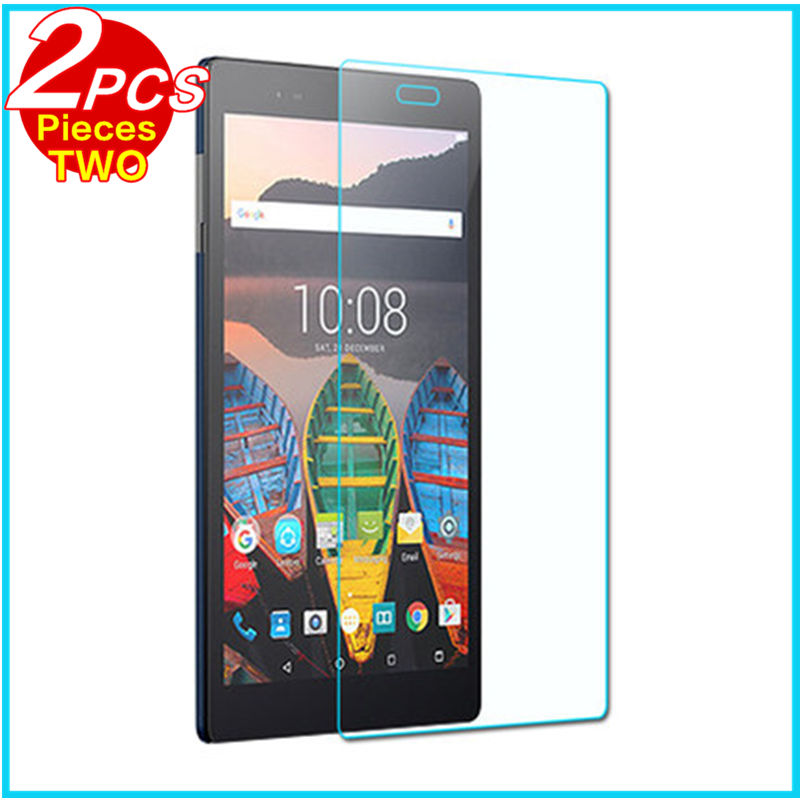Tempered Glass membrane For Lenovo Tab 3 8 Plus Steel film Tablet Screen Protection Toughened P8 TB-8703F N 8.0 Case HD 2.5D