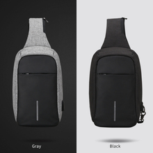 Men's Anti-Theft Crossbody Bag